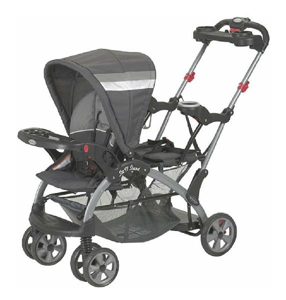 Coche para bebe baby trend sit & stand