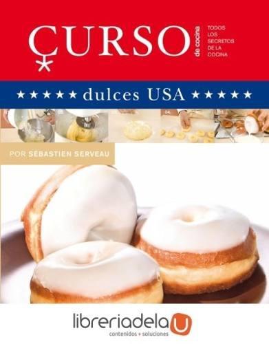 Curso De Cocina: Dulces Usa