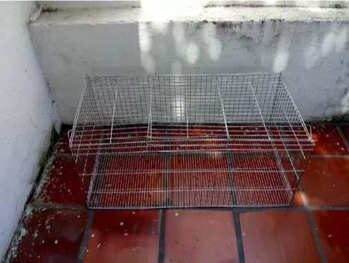 Oferta 3 jaulas para conejos x 180.000 + envió gratis
