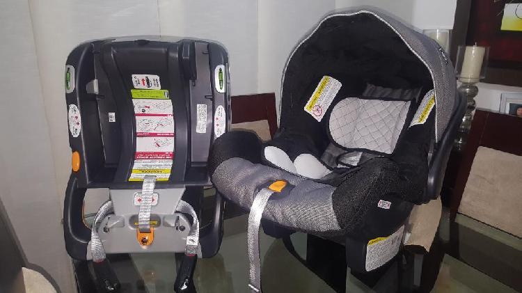 Silla para carro bebe chicco