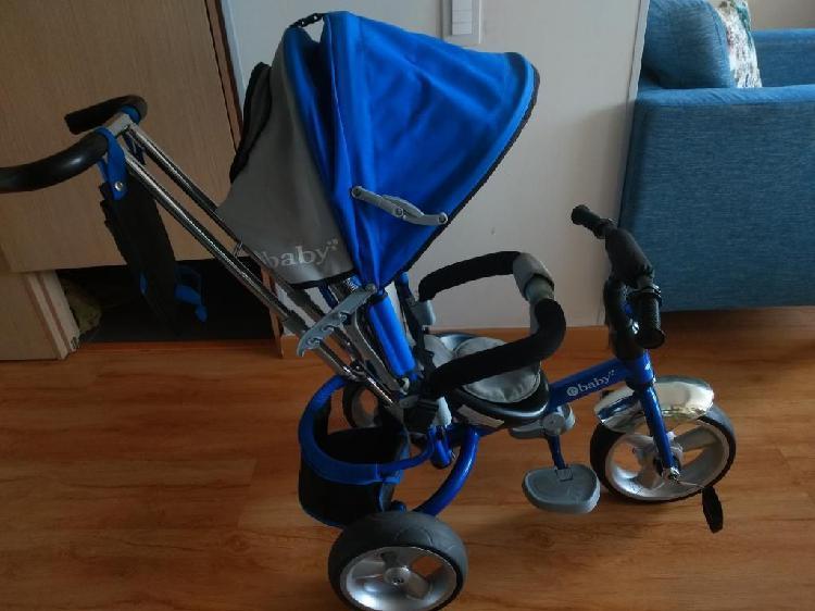Triciclo paseador para bebe ebaby