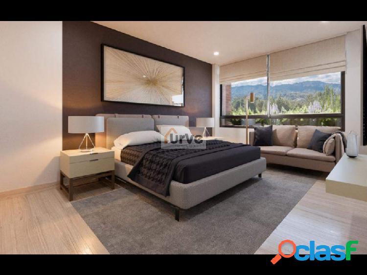 Venta de apartamento sobre planos en el retiro
