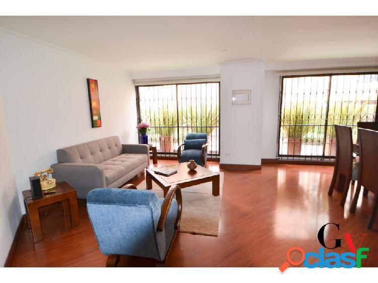 Apartamento para venta en chicó navarra