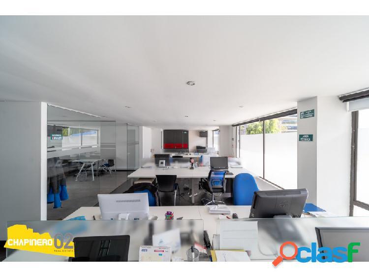 Oficina arriendo::115 m²:: chicó norte 2:: $3.7