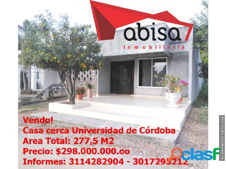 Casa cerca universidad de córdoba