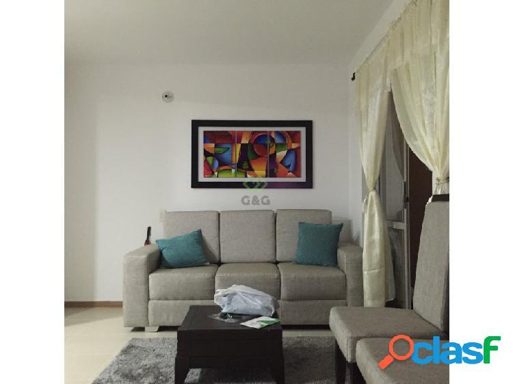 Apartamento en venta - valle del lili - cali - sur