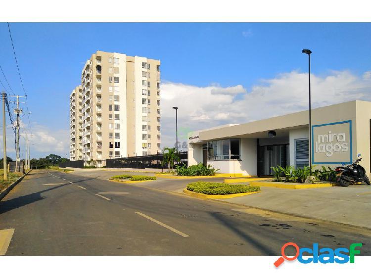 Apartamento en alquiler, alfaguara, jamundí