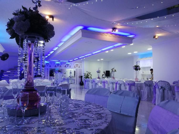Alquiler salón para eventos