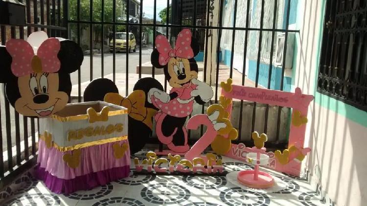 Decoración fiestas infantiles