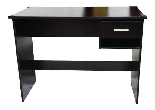 Escritorio de oficina en madera moderno para computador 0097