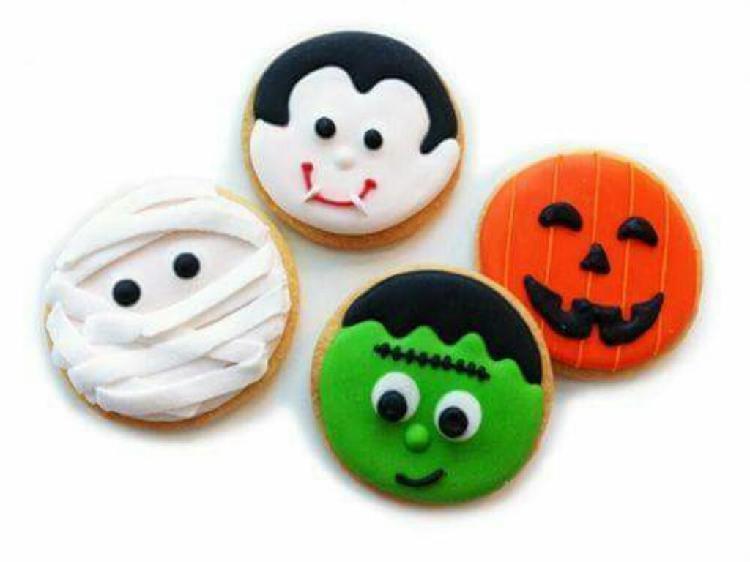 Galletas para Halloween