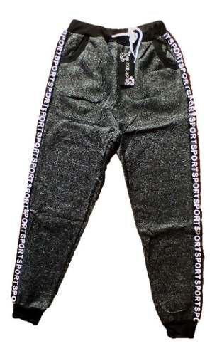 Pantalón sudadera jogger termico importado oferta!!!