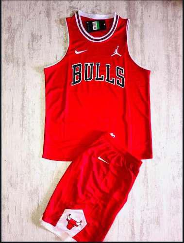 Uniforme De Baloncesto Chicago Bulls Para Adulto