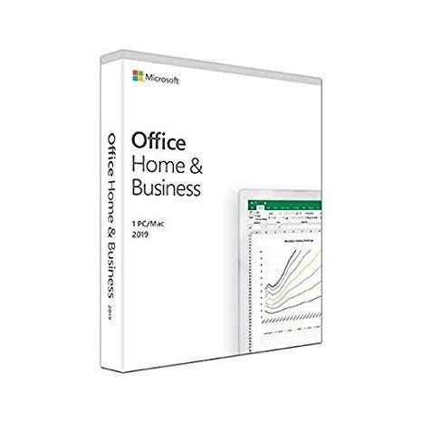 Microsoft office home and business 2019 caja