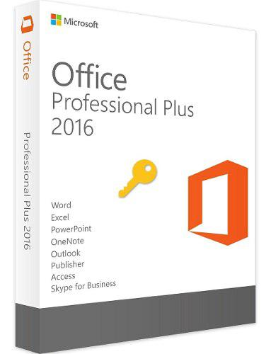 Office profesional plus 2016 - licencia digital