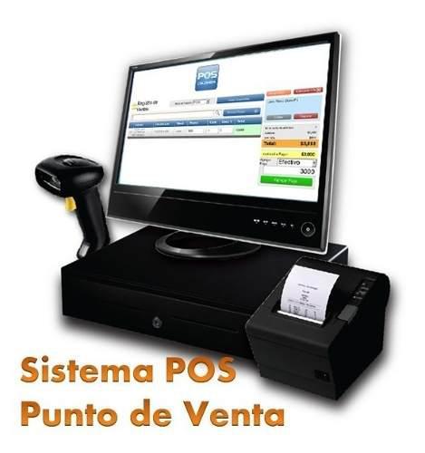 Sistema Pos Facturación Inventario Caja