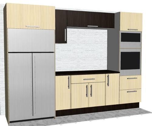 Software para diseñar cocinas y muebles - optomizador