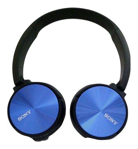 Audífonos Diadema Sony Mdr-zx330bt Bluetooth