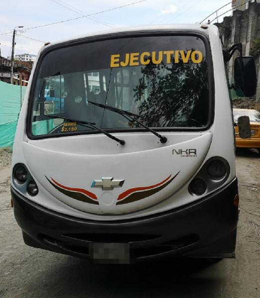 Buseta colectivo microbus gran caldas
