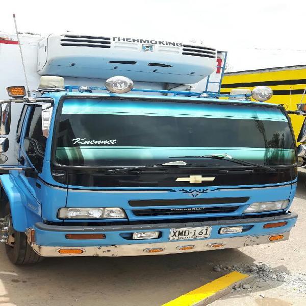 Camion Chevrolet con Furgón Refrigerado