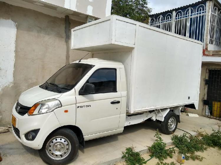 Camioneta mini truck