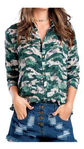 Camisa Juvenil Femenino Marketing Personal 32400
