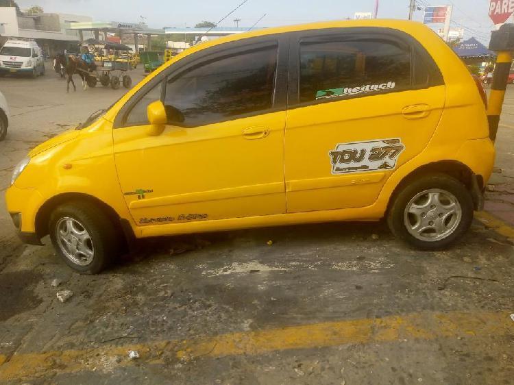 Chevrolet spark taxi 2012 optimo estado