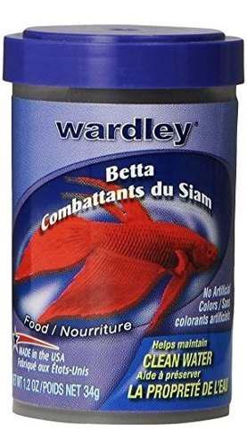 Comida Wardley Premium Betta