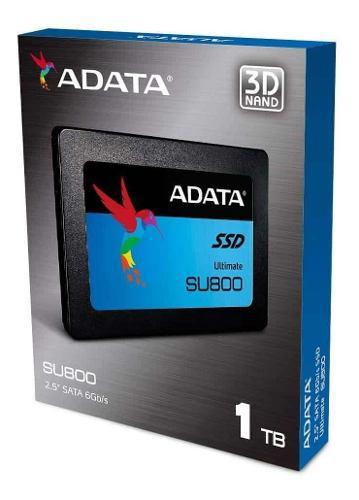 Disco duro de estado solido adata 1tb su800 ssd sata 2.5