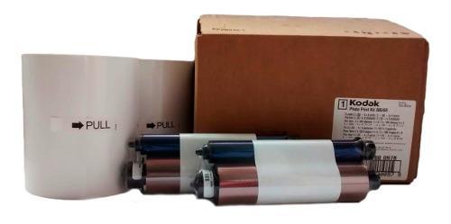 Kit De Papel Thermal Kodak 6r/305