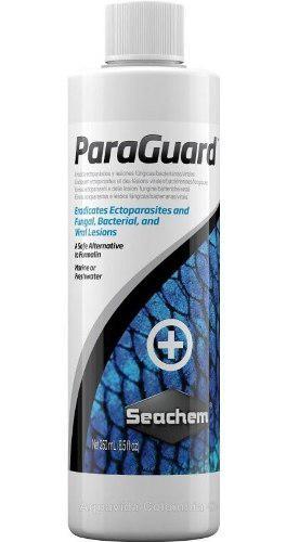 Paraguard 250ml Para Infecciones Externas De Los Peces
