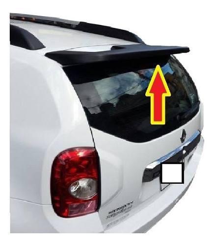 Spoiler Renault Duster Aleron Repuestos Accesorio