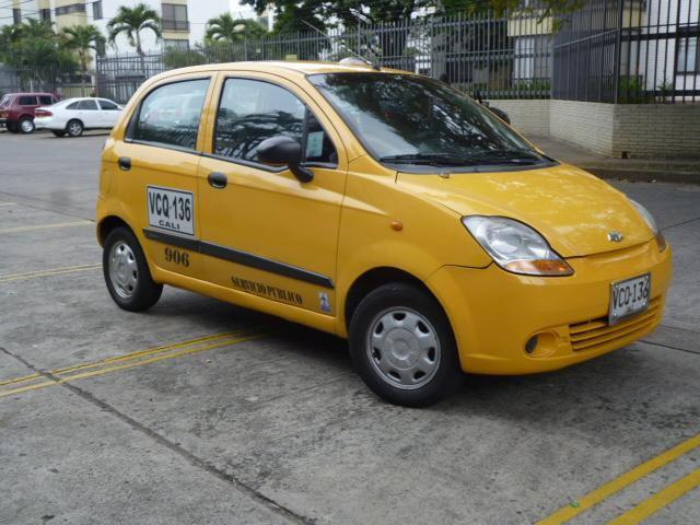 Taxi chevrolet spark 2009 con aire 3155586965