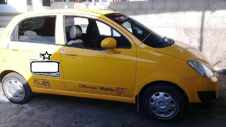Taxi en excelente estado