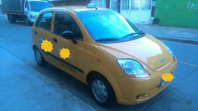 Taxi 2010 cupo metropolitano unico dueño