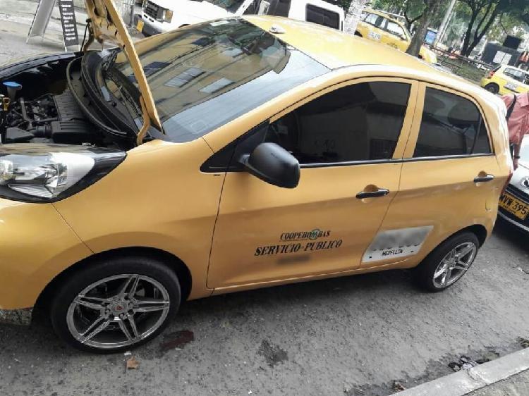 Taxi kia ion modelo 2016