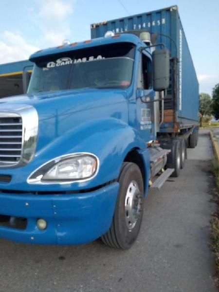 Tractomula freightliner columbia 2007