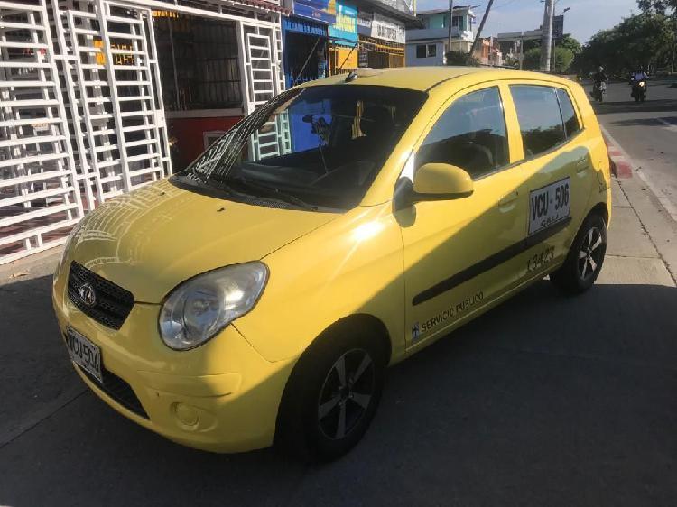 Venta de taxi modelo 2011 cali