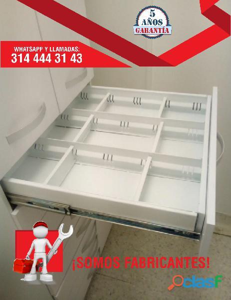 Estanterias metalicas para farmacias, copidrogas colombia 8