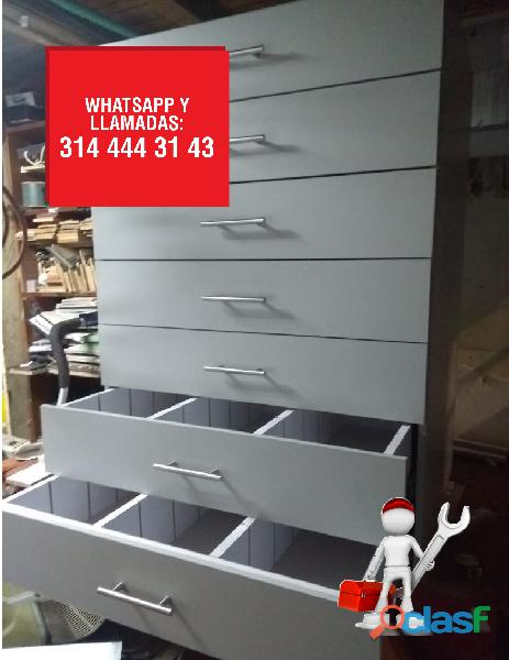 Estanterias metalicas para farmacias, copidrogas colombia 11
