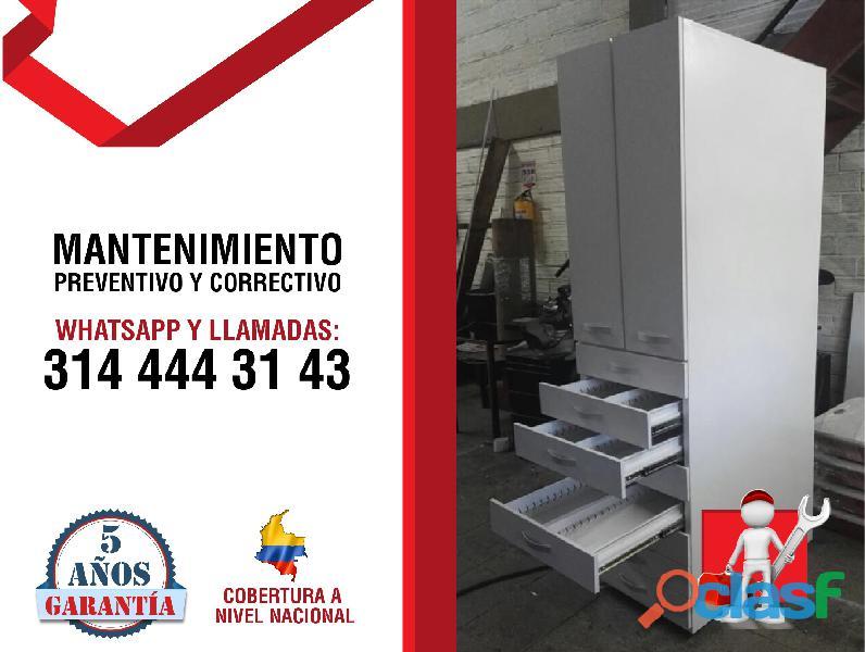 mobiliario metalico para farmacias, eps, ips, drogueria, almacenamiento de medicamentos en colombia 1