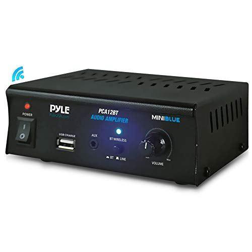 2x25 vatios amplificador potencia mini - altavoz audio mini