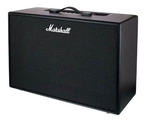 Amplificador de guitarra eléctrica marshall code100, 100