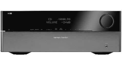 Amplificador estéreo harman kardon hk 990