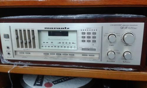 Amplificador marantz,vintage,receiver digital,exelente estad
