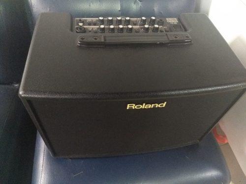 Amplificador roland acoustic chorus ac-90