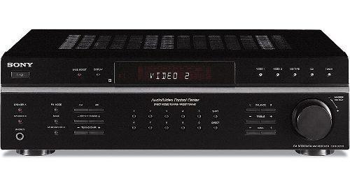 Amplificador sony str de197 y parlantes jbl loft 40