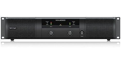 Behringer Nx3000 Amplificador De Potencia