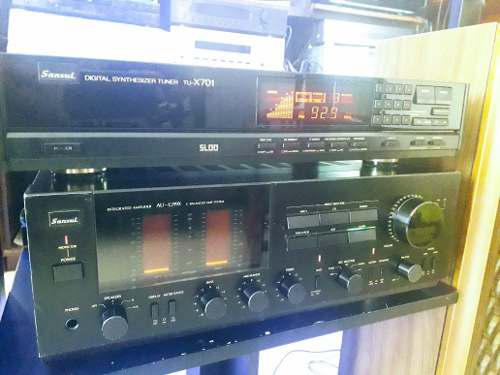Exelente amplificador sansui vintage au-g99x