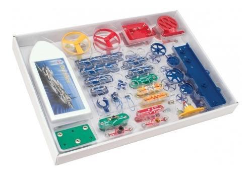 Kit de electrónica para armar 50 experimentos